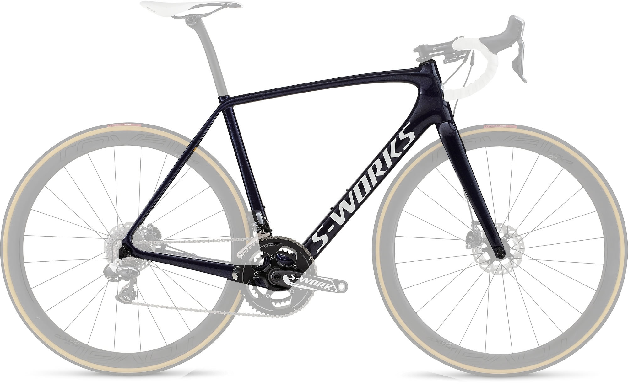 09a24625ca4 2016 Specialized S-WORKS TARMAC DISC DI2 (FRAME ONLY) - Specialized Concept  Store