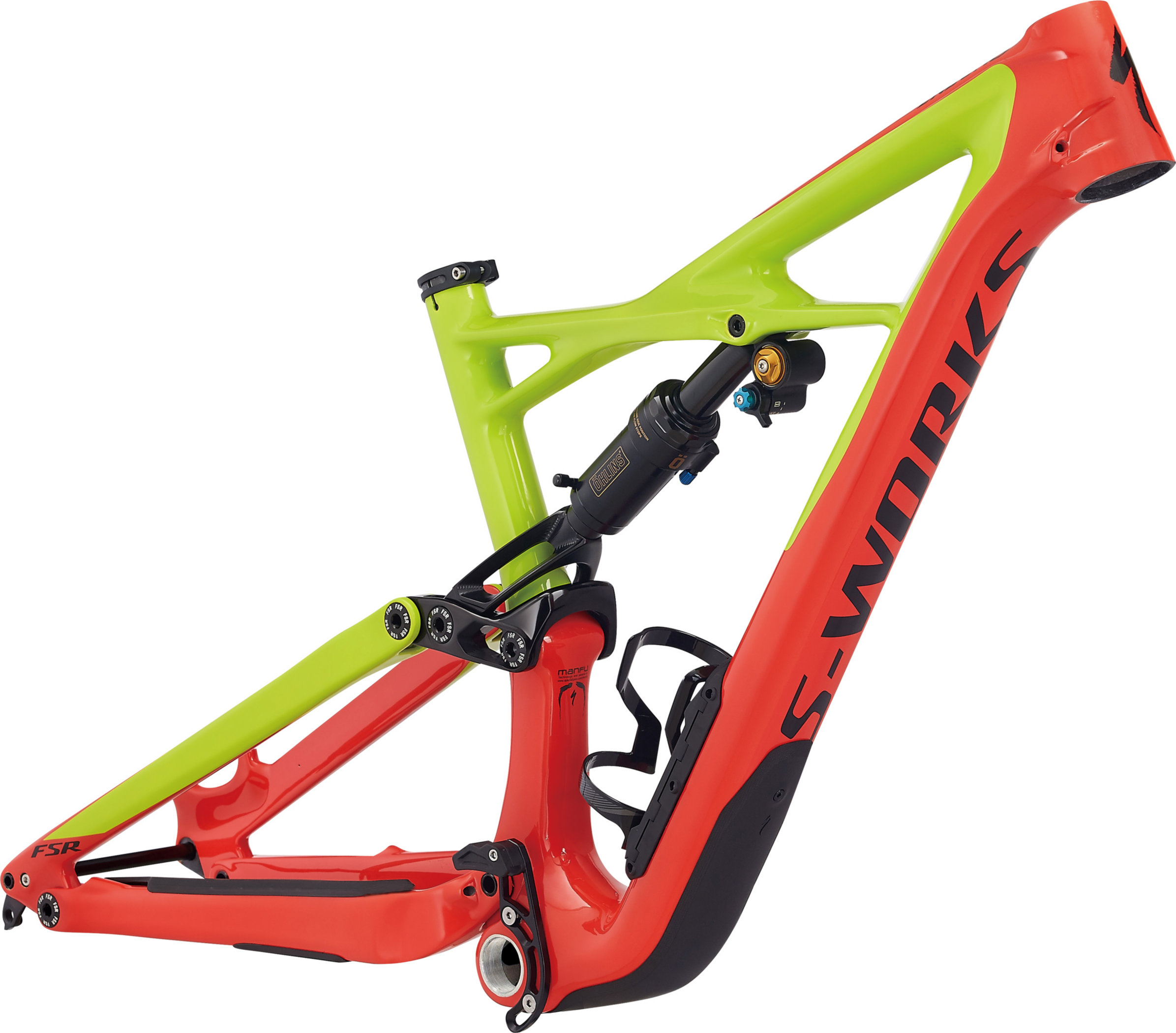 2017 Specialized S-WORKS ENDURO 650B FRAME - Specialized Concept Store 123a07839
