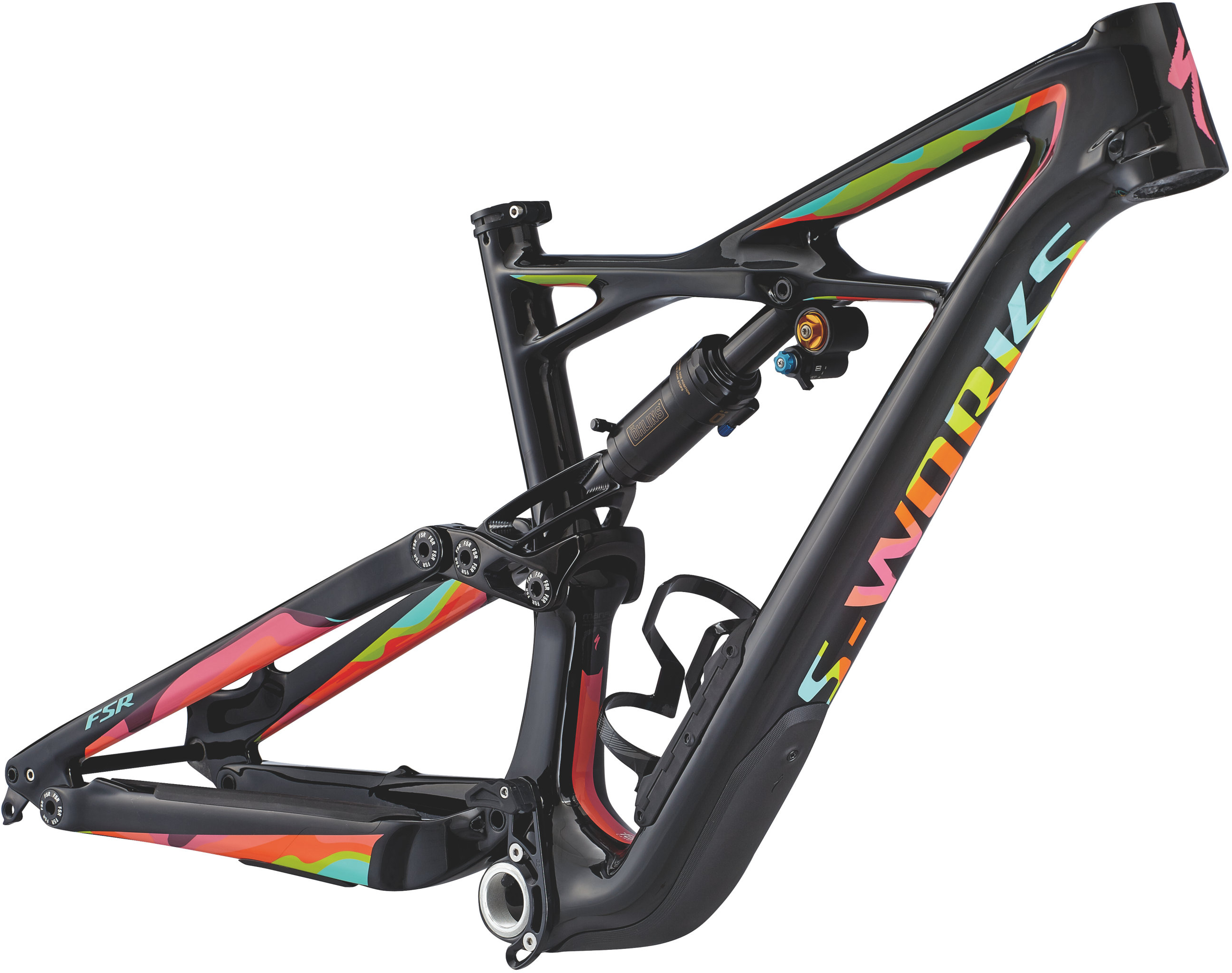 7b34f6ec27f 2017 Specialized S-WORKS ENDURO 650B - LIMITED EDITION FRAME - Specialized  Concept Store