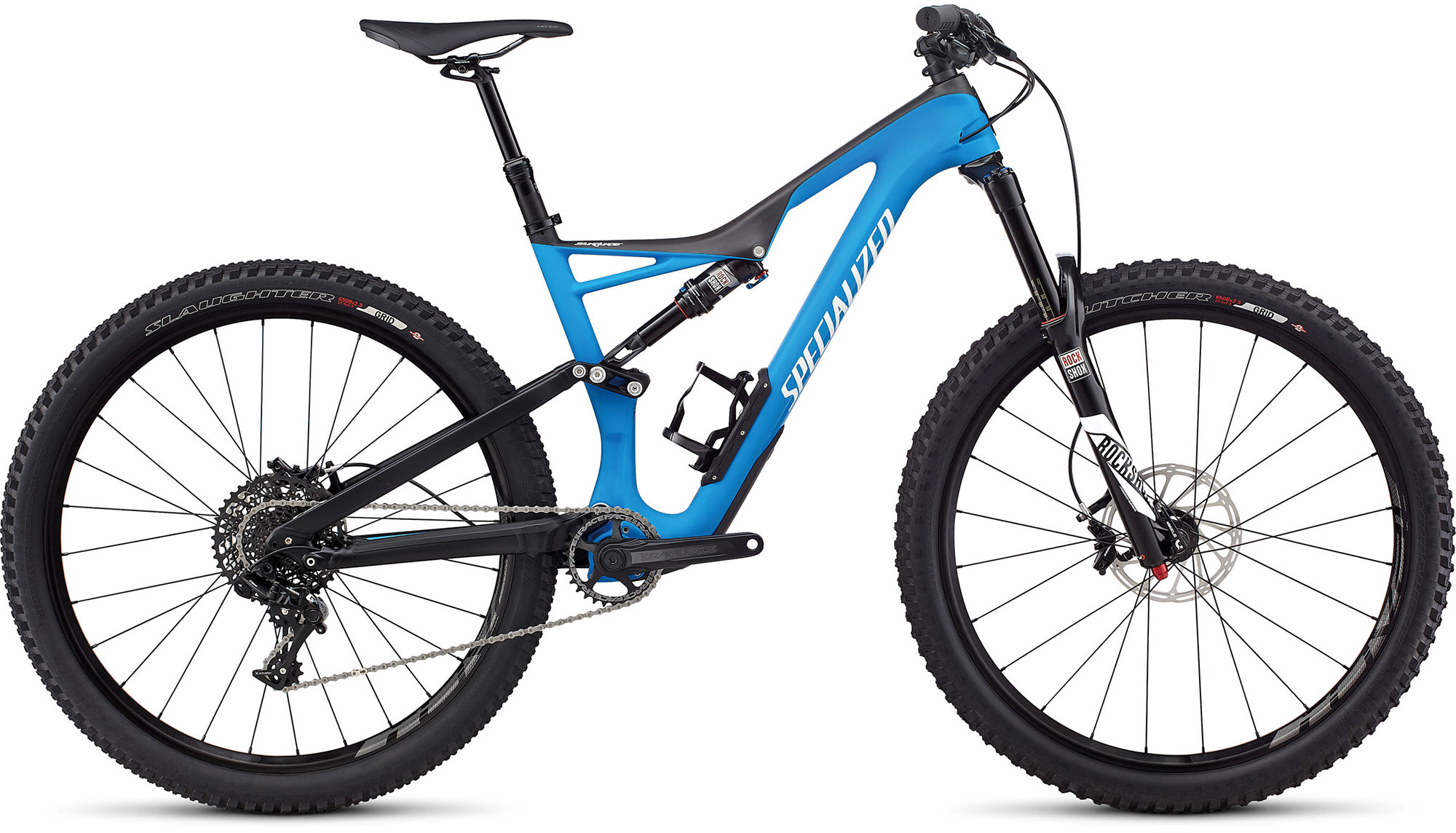a827ae25b6b 2017 Specialized Stumpjumper FSR Comp Carbon 650b - Specialized Concept  Store