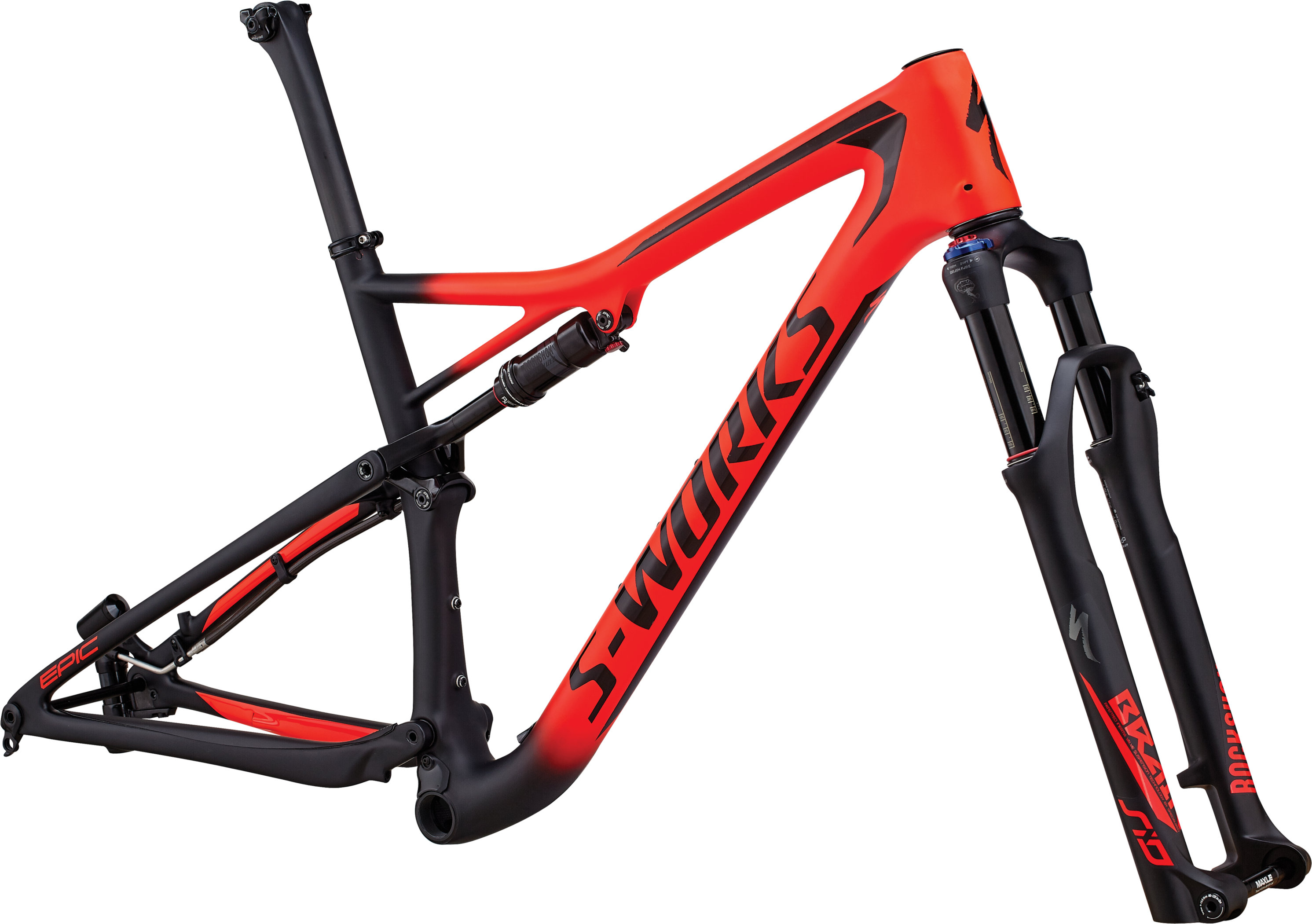 5850303e1ee 2018 Specialized Men's S-Works Epic Frameset - Specialized Concept Store
