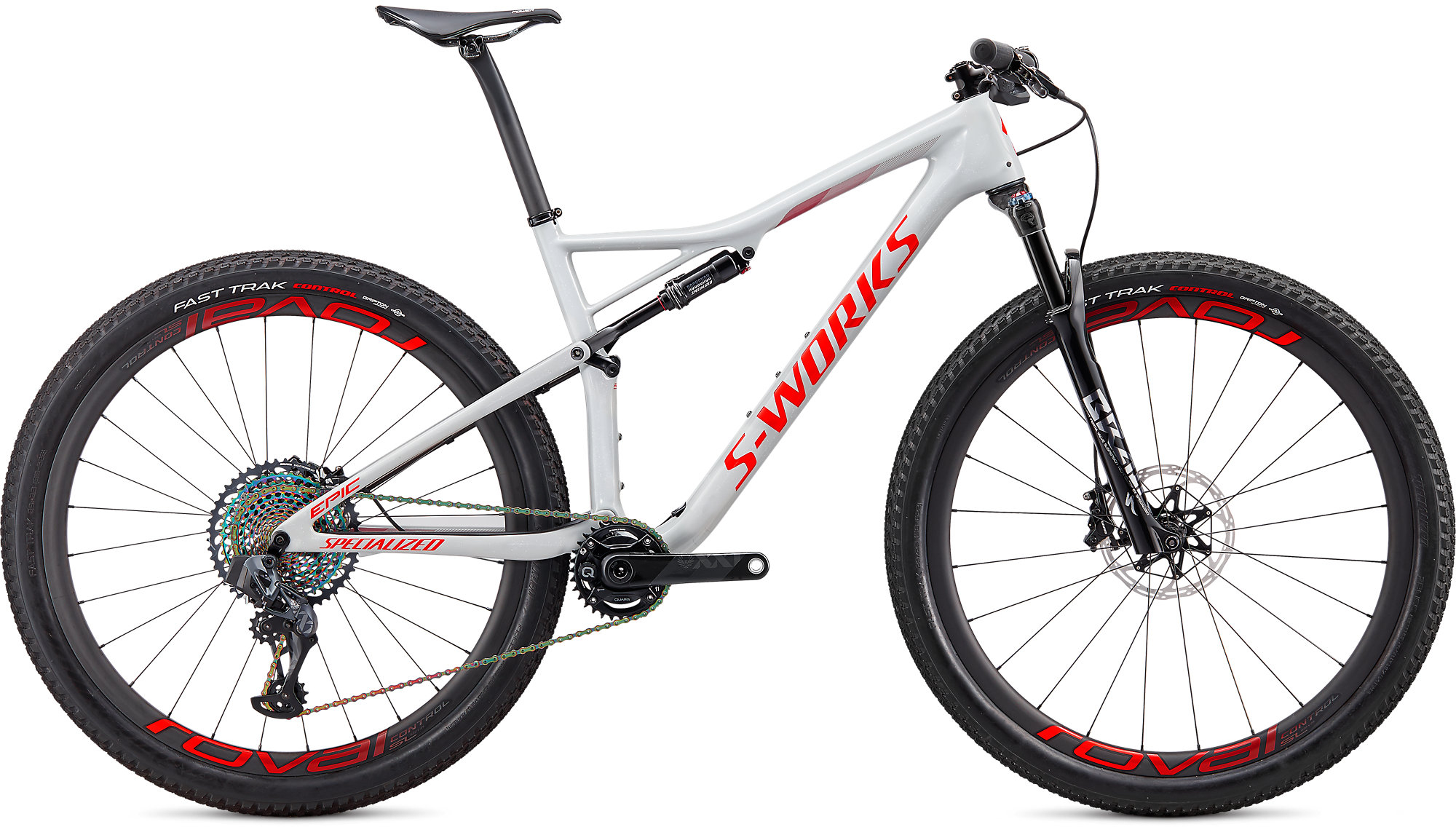 2020 Specialized S-Works Epic AXS - Specialized Concept Store